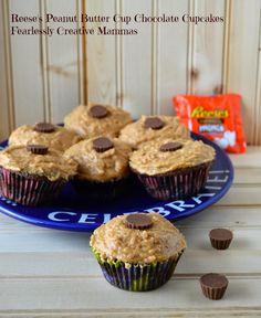 Reese's PB Cupcakes (Creative Baking Cupcakes)