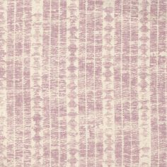 "Collection: Summers in France Pattern: Lyall Style #: F-7376 Color: Mauve Content: 100% linen Width: 53.5"" Repeat: 25.5"""