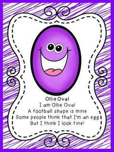 This is a fun product that has vibrant bright colors and shapes with a poem to go along with each color and shape to learn them! Perfect for your Toddler, Preschool and Kindergarten classes! Preschool Poems, Preschool Colors, Preschool Curriculum, Preschool Lessons, Preschool Classroom, Preschool Learning, Kindergarten Math, Preschool Activities, Shape Activities
