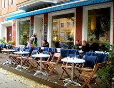 Beautiful Cafe Fleury Berlin