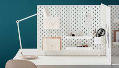Настенная панель Скодис от Икеа (Ikea Skadis): 5 вариантов использования - онлайн журнал AREA | онлайн журнал AREA