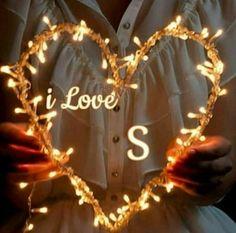 Alphabet Style, S Alphabet, Alphabet Images, Alphabet Design, Beautiful Moon Images, S Love Images, Animated Love Images, Love Picture Quotes, Cute Couple Quotes