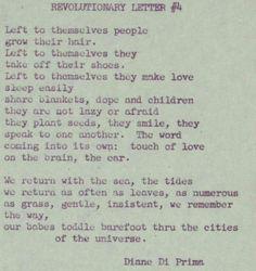 revolutionary letter...
