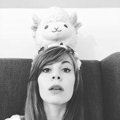 """Olsikowa on Instagram: """"Owca paczy jak się nagrywa film na czwartek. #światła #kamera #akcja #takasytuacja #owcapaczy"""" Film, Instagram, Movie, Film Stock, Cinema, Films"""
