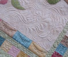 I love this idea and have a perfect quilt it would be perfect for ... : machine quilting blogs - Adamdwight.com