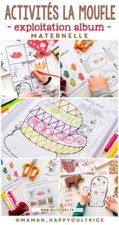 Kindergarten Activities, Activities For Kids, Maternelle Grande Section, Traditional Stories, Puzzle, Home Schooling, Montessori, Badge, Homeschool