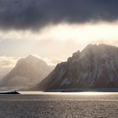 Taken on my trip along the norwegian coast with #hurtigruten. Just an #awesome…