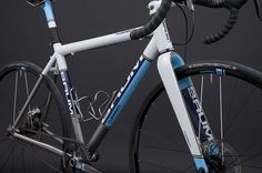 GTB, Deep crystal blue, Duck egg blue, Lightening yellow, Turanti by Baum Cycles, via Flickr