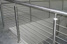 ZEUS Stainless Steel Cable Rail Railing System from Global Glass .