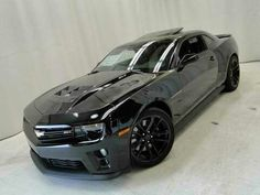 2013 Chevy Camero-Its official just need to update the rims!!! What you think about Donnas new make over.