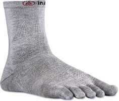 $9 These but in black. Perfect for base layer in long hikes. Injinji liner toe socks for base layer on long hikes