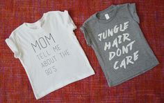 Kenzie Jaws tees for toddlers. Hilarious!