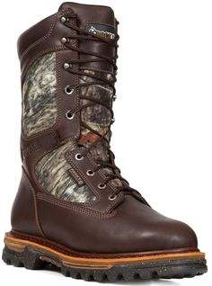 dfbe3d36bc1 Rocky RidgeStalker Waterproof Insulated Camo Boot - FQ0007282 -  rocky   hiking  boots  hikingboots