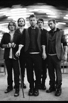 OneRepublic at Usana Amphitheater June 14, 2014.
