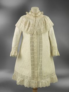 Girl's Coat   c.1879 The Victoria & Albert Museum