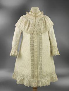 Girl's Coat   c.1879 The Victoria  Albert Museum
