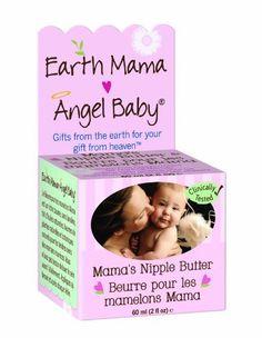 Earth Mama Angel Baby Natural Nipple Butter, 2-Ounce Jar by Earth Mama Angel Baby, http://www.amazon.com/dp/B000JVCBBG/ref=cm_sw_r_pi_dp_jK12rb1D4ZBAB