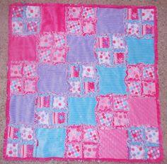 Roni's Rag Quilt, Izzy Pastel