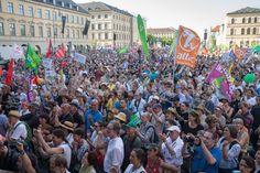 Miles de personas protestan en Alemania contra la Cumbre del G7   ATTAC Madrid