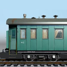 Passenger vagon type 20 Model available on Turbo Squid, the world's leading provider of digital models for visualization, films, television, and games. 3d Max, Type, Model, Models, Modeling, Mockup, Pattern