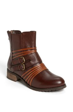 Everybody 'Pastore' Double Buckle Bootie