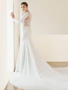 Vestido de novia de Patricia Avendaño colección 2017.  Eva Novias Madrid