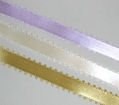 3/8 Double Faced Satin Ribbon, FeatherEdged, 100 Yd. Rolls, LAVENDER Only Remaining (5 Rolls Available)