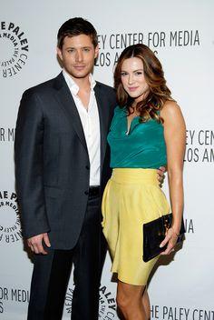 3-31-15   A Look at Jensen Ackles and Danneel Harris's Sweet Love Story
