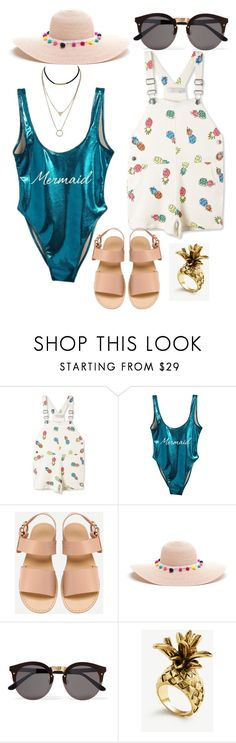 """""""Weekend Vibes"""" by vvrocha on Polyvore featuring STELLA McCARTNEY, Illesteva and Ann Taylor"""