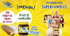 Prueba gratis la nueva Crema de Cacao Hero SuperNanos