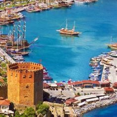 Travel – World – Planet – Sea – Forest – Lake – Mountain – Antalya – Alanya – Turkey Alanya Turkey, Lake Mountain, Commercial Real Estate, Real Estate Investing, Dom, Istanbul, Tourism, Ocean, World