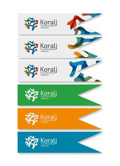 Koralj identity by Marko Mikicic, via Behance