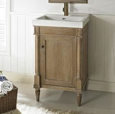 Image Gallery For Website Fairmont Designs Rustic Chic Modern Bathroom Vanity and Sink Set upstairs bathroom