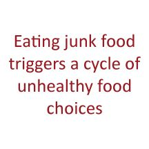 """Scientists have shown that junk food not only makes rats fat, it also stops them from trying different foods and seeking out a balanced diet.   Original Citation: """"Cafeteria diet impairs expression of sensory-specific satiety and stimulus-outcome learning"""""""