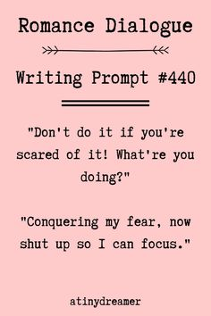 Fiction Writing Prompts, Writing Inspiration Prompts, Writing Prompts For Writers, Dialogue Prompts, Creative Writing Prompts, Book Writing Tips, Story Prompts, Writing Words, Reading Den