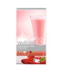 Natural Balance Shake natural strawberry #oriflame