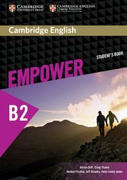 Empower B2 Upper Intermediate Cambridge University Press 2015