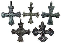 Древнерусские нательные кресты скандинавских типов, XI-XIII вв
