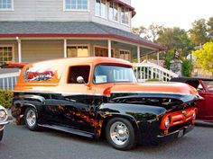 ◆1956 Ford F100 Panel Truck◆