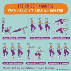 Fitness Workout For Women, Fitness Diet, Fitness Goals, Health Fitness, Motivation Goals, Fitness Motivation, Easy Workouts, At Home Workouts, Mundo Fitness