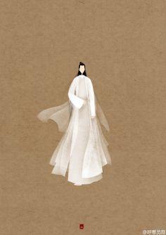 呼葱觅蒜 - Beijing Chinese Style, Chinese Art, Creative Pictures, Traditional Paintings, New Image, Illustrators, Chibi, Blog, Anime