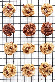 Breakfast Cookies with Vital Proteins Collagen Peptides - paleo, gluten-free, dairy-free