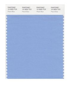 Pantone Placid Blue - Cool and Neutral