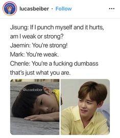 Funny Kpop Memes, Bts Memes, Ntc Dream, Nct Life, All The Things Meme, Wattpad, Winwin, Fandoms, Kpop Groups