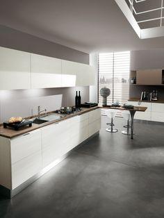 Cucina Scenery Scavolini   Idee per la casa   Pinterest   Mink ...
