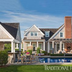 <p>The relaxed elegance and soft palette of a Nantucket beach house play into the island's nickname</p>