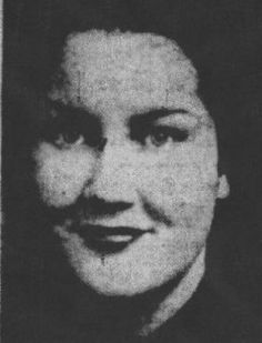 """The gruesome murder of a Leila Welsh remains a mystery after 7 decades.  March, 1941 someone entered her bedroom as she slept, slit her throat from ear to ear and bashed her head until her skull broke into pieces.  The assailant waited in the room about 30 min. umtil her bleeding slowed, and then sliced a circle of flesh out of her buttock & marked an initial - """"G"""" or """"S"""" in blood on her leg. Her brother was tried and acquitted - the culprit never caught. She lived at 6109 Rockhill Rd."""