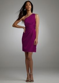 LOVE this dress but it's the only one I really like that's not available in cotton sateen.