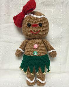 Gingerbread girl found on etsy@ memawscountrycrafts