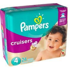 Pampers Jumbo Packs Only $2.98  FREE Dawn At CVS!